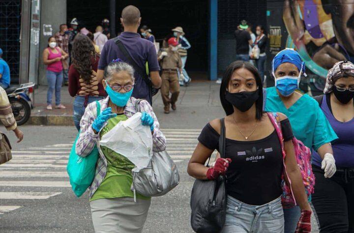 Venezuela llega a 234.165 contagios con 1.365 nuevos casos, más 17 decesos por Covid-19 - junio 1, 2021 9:00 am - NOTIGUARO - Cifras de contagiados