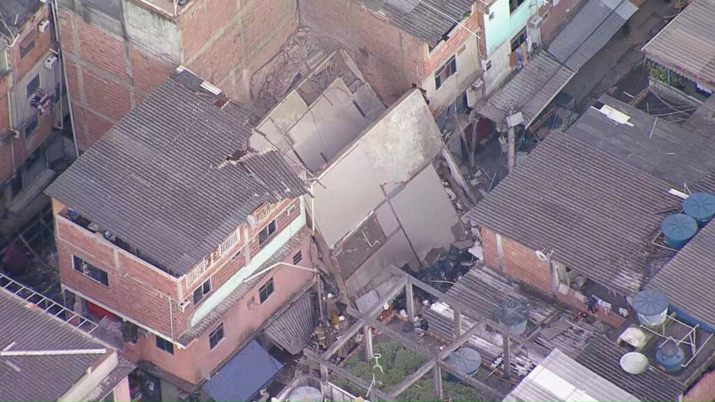 Brasil: Tras el desplome de un edificio de 4 pisos en Río de Janeiro reportan heridos y una niña fallecida - junio 3, 2021 11:00 am - NOTIGUARO - Internacionales