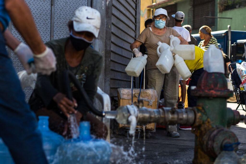 Especialistas explican las causas del desabastecimiento de agua potable en el país - junio 3, 2021 10:13 am - NOTIGUARO - Nacionales