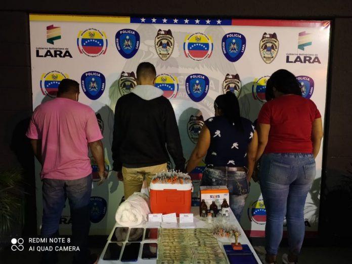 En Lara: Detienen a 4 personas por venta de supuestas vacunas anticovid-19 - junio 27, 2021 11:14 pm - NOTIGUARO - Locales