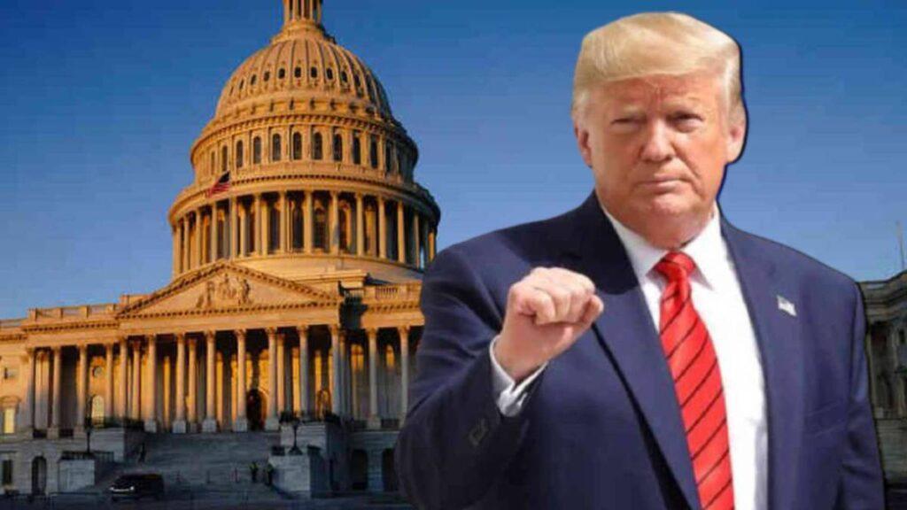 """Trump promete retomar el control de la Casa Blanca y de ambas cámaras del Congreso, """"antes de lo que se piensa"""" - junio 6, 2021 11:07 am - NOTIGUARO - Internacionales"""