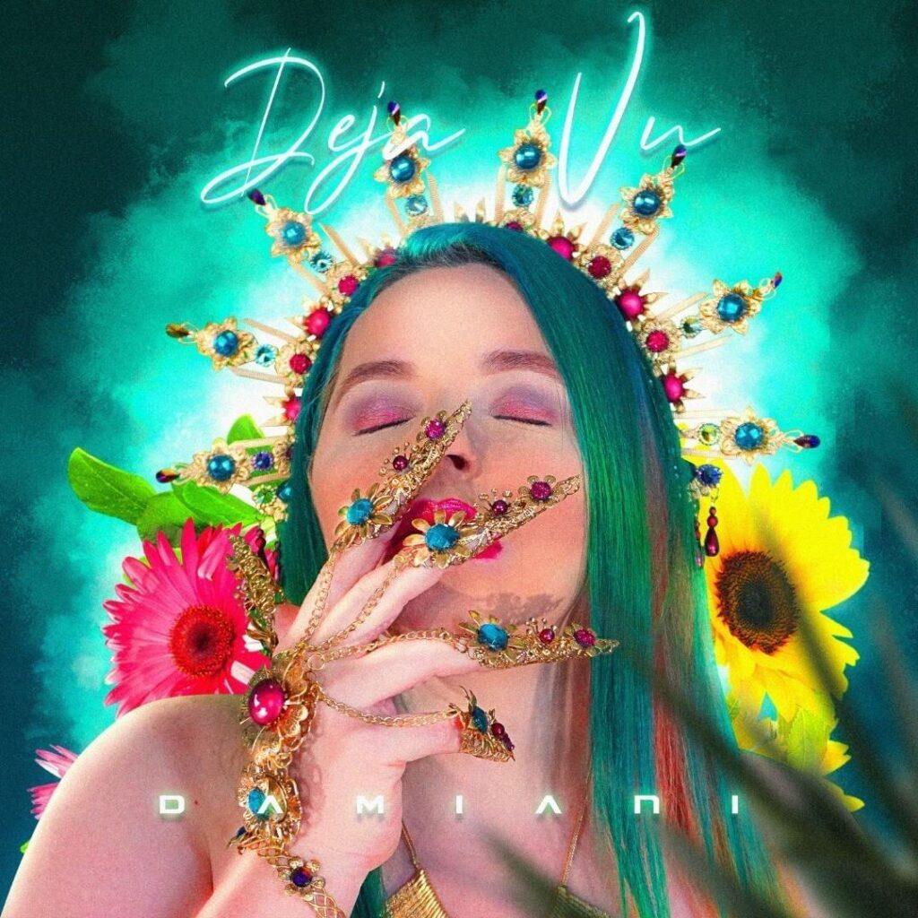 """¡Renovada! Damiani presenta su nuevo proyecto musical """"DEJA VU"""" - junio 5, 2021 3:47 am - NOTIGUARO - Entretenimiento"""