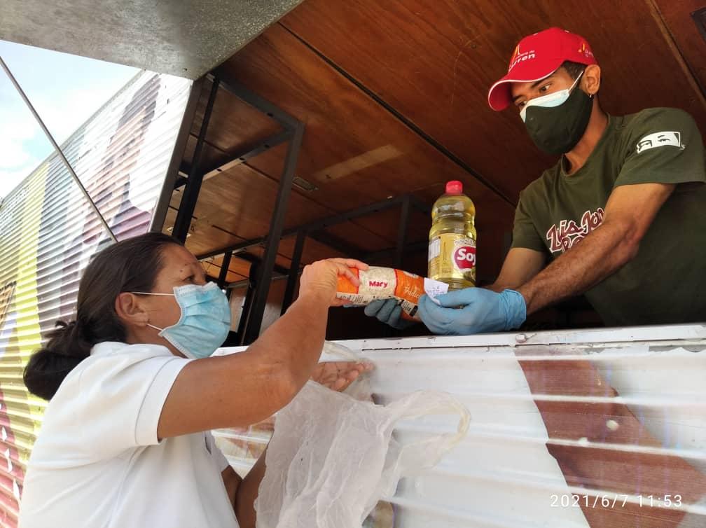 En Barquisimeto: Gobierno municipal ejecutará 66 obras en las parroquias El Cují y Tamaca - junio 8, 2021 7:30 am - NOTIGUARO - Locales