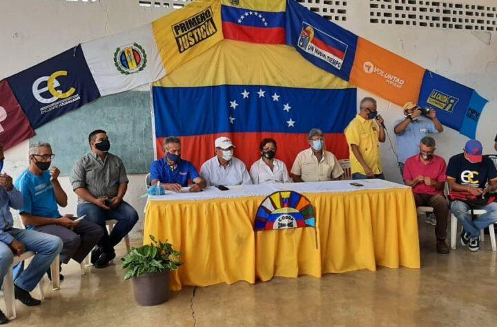 """Plataforma Unitaria de Torres: """"Estamos resteados por la restitución de la democracia"""" - junio 12, 2021 2:26 am - NOTIGUARO - Municipio Torres"""