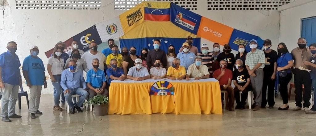 """Plataforma Unitaria de Torres: """"Estamos resteados por la restitución de la democracia"""" - junio 12, 2021 2:26 am - NOTIGUARO - Locales"""