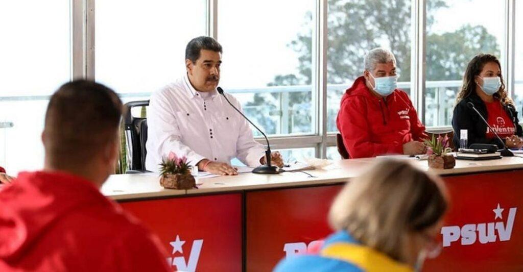 ¡Para definir sus candidatos! PSUV anuncia Elecciones Primarias Abiertas para el 8 de agosto - junio 2, 2021 8:13 am - NOTIGUARO - Nacionales