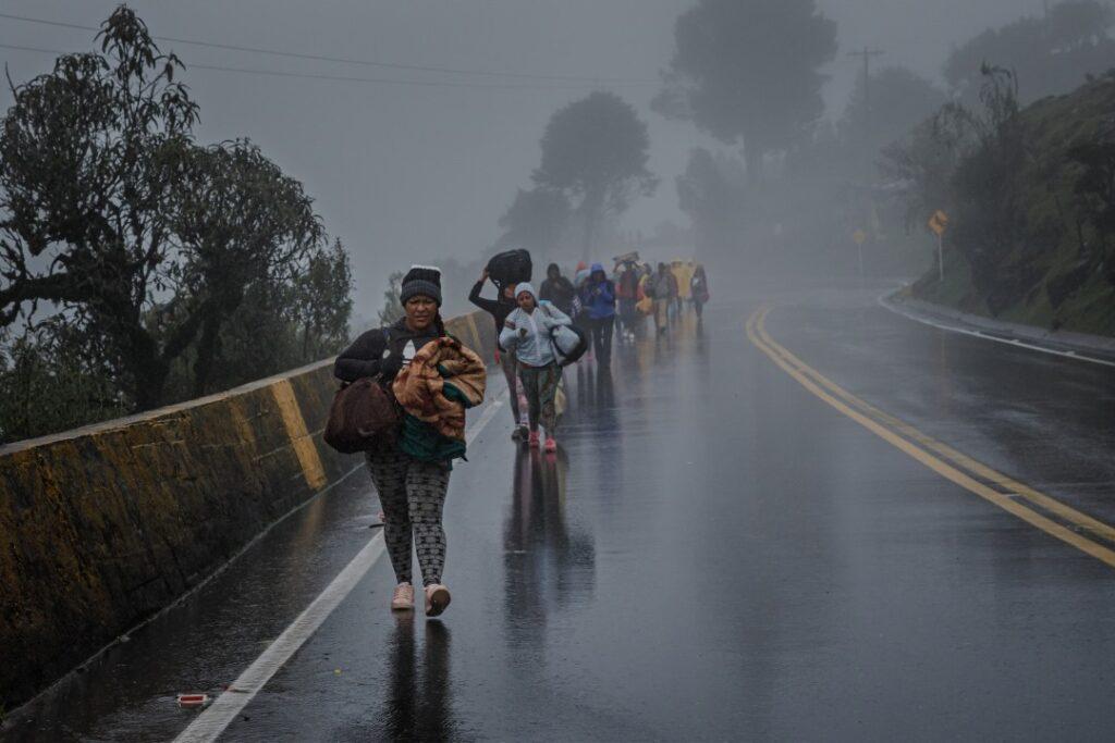 ACNUR: Llegada del invierno al hemisferio sur, recrudece dificultades para migrantes venezolanos - junio 9, 2021 10:46 pm - NOTIGUARO - Internacionales