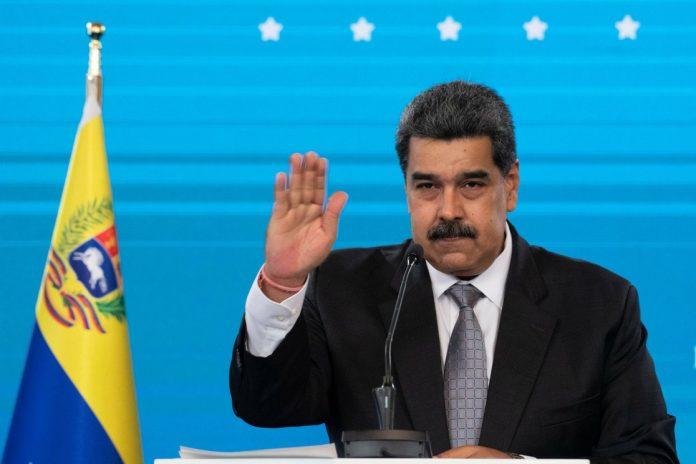 """Maduro anunció la presencia de la Comisión de Noruega para """"posible diálogo"""" en Venezuela - junio 1, 2021 10:04 pm - NOTIGUARO - Nacionales"""