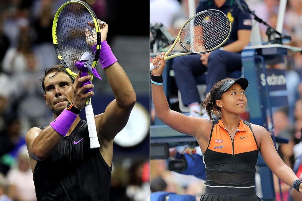 Naomi Osaka y Rafael Nadal renuncian a participar en el torneo de tenis de Wimbledon - junio 18, 2021 7:27 am - NOTIGUARO - Deporte