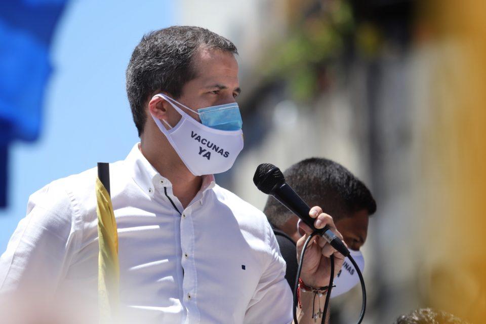 """Guaidó: """"Las elecciones regionales no son la solución a la crisis, necesitamos elecciones presidenciales"""" - junio 17, 2021 11:09 pm - NOTIGUARO - Nacionales"""