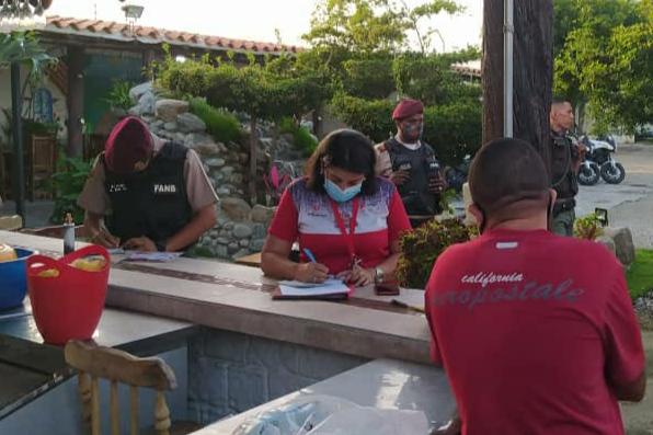 En Barquisimeto: SEMAT suspende 11 patentes de comercio por ventas clandestinas - junio 14, 2021 1:50 pm - NOTIGUARO - Locales