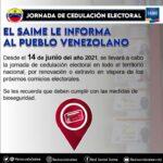 Saime inició jornada de cedulación electoral: Conozca aquí, las oficinas habilitadas