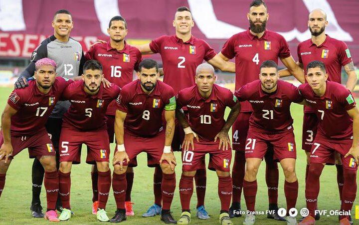 Selección de Venezuela convoca de emergencia a 15 futbolistas por Contagios de covid-19 - junio 13, 2021 6:32 am - NOTIGUARO - Contagiados