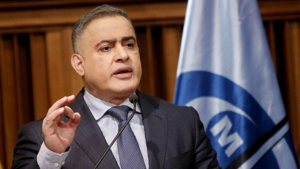 Por cuarta vez: Fiscal Tarek William Saab entrega un nuevo informe a la CPI - junio 14, 2021 11:39 pm - NOTIGUARO - Nacionales