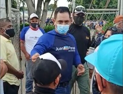 """""""Si usted no vota aquí, no puede vacunarse"""": Denuncian que vacunación está politizada en Yaracuy (+video) - junio 13, 2021 1:11 am - NOTIGUARO - Locales"""