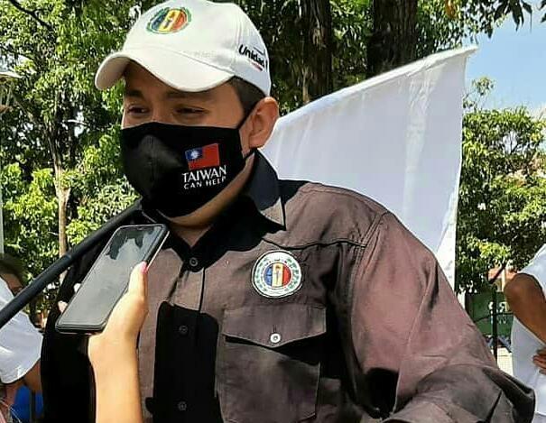 """Wilman Montero: """"Hay un chavista disfrazado de adeco que utiliza nuestra tarjeta que fue secuestrada por el régimen"""" - junio 5, 2021 3:36 am - NOTIGUARO - Municipio Torres"""