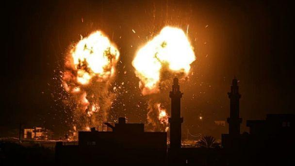 Israel pone en riesgo el alto al fuego tras nuevos ataques a Gaza - junio 18, 2021 2:12 am - NOTIGUARO - Internacionales