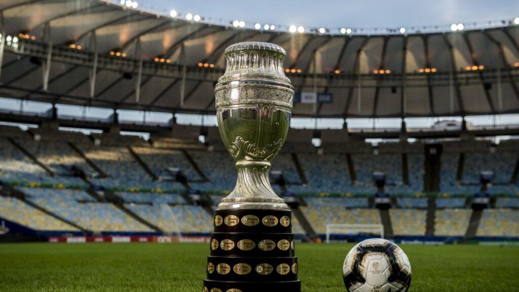 Brasil confirmó que albergará la Copa América y revela cuáles serán las sedes del torneo - junio 2, 2021 12:07 am - NOTIGUARO - Deporte