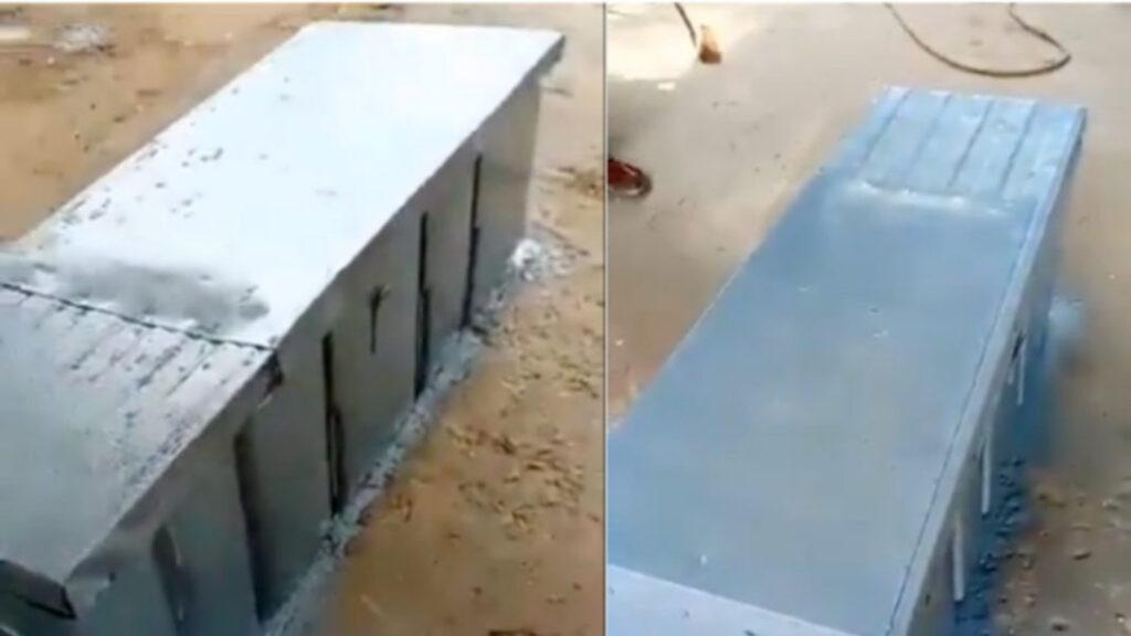 En Zulia: Por falta de recursos familia usó una nevera como ataúd (+video) - junio 10, 2021 12:01 am - NOTIGUARO - Nacionales