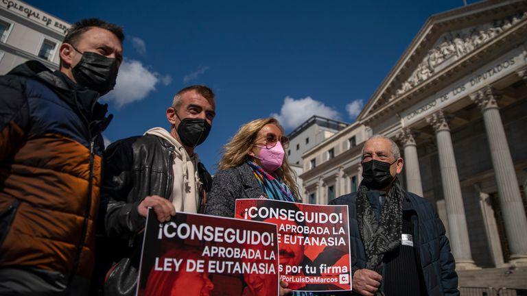 Entró en vigencia Ley de Eutanasia en España - junio 26, 2021 9:05 am - NOTIGUARO - Internacionales