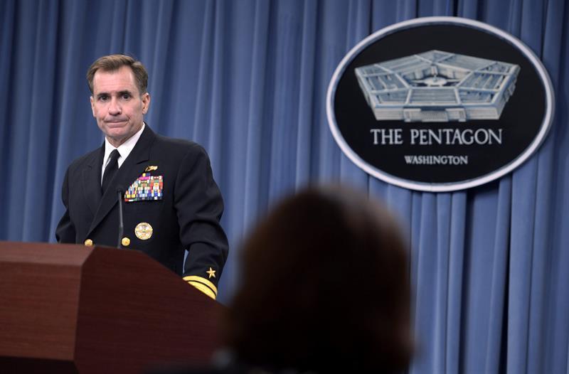 """EE.UU. vigila 2 buques de guerra iraníes, que """"podrían llegar a Venezuela"""" - junio 12, 2021 9:10 am - NOTIGUARO - Internacionales"""