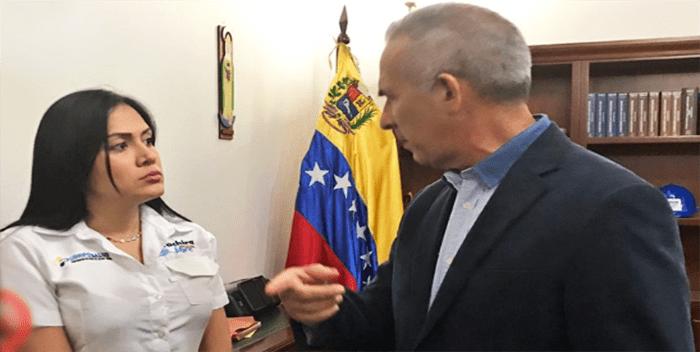 """Táchira: Bernal llama """"floja y obstinada"""" a Laidy Gómez - junio 12, 2021 12:29 am - NOTIGUARO - Nacionales"""