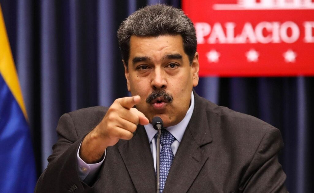 """Maduro tildó de """"Miserables"""" a EE.UU. por no donar vacunas anticovid-19 a Venezuela - junio 4, 2021 8:30 am - NOTIGUARO - Nacionales"""