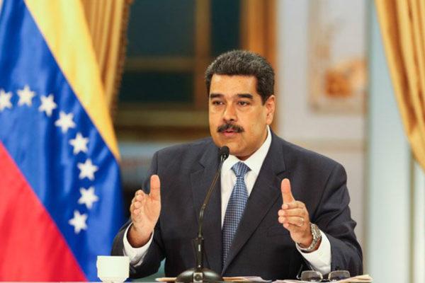 """Maduro pidió un acuerdo de """"convivencia y de intercambio"""" con la administración de Biden - junio 19, 2021 8:40 am - NOTIGUARO - Nacionales"""