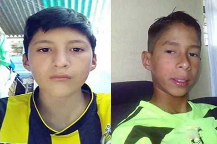 Han pasado 21 días: Tras extraña desaparición de 2 niños, en Táchira, los familiares están desesperados - junio 20, 2021 8:10 am - NOTIGUARO - Nacionales