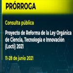 Hasta el 28 de junio: Extiende plazo para la consulta pública sobre la reforma a la Locti