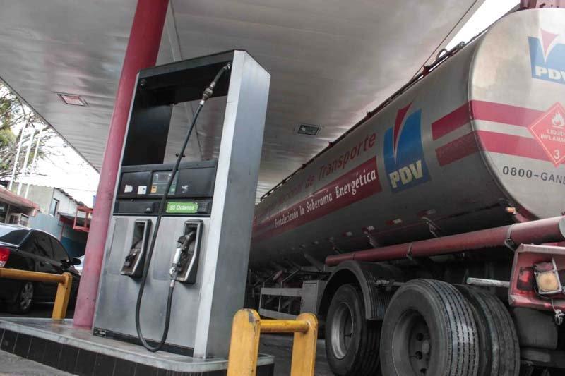 """Maduro anunció que pronto habrá """"buenas noticias"""" sobre el suministro de combustible - septiembre 3, 2021 7:10 am - NOTIGUARO - Nacionales"""