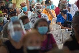¡Alerta! Expertos advierten que Venezuela solo está en capacidad de inmunizar al 5% de la población - junio 4, 2021 7:51 am - NOTIGUARO - Nacionales