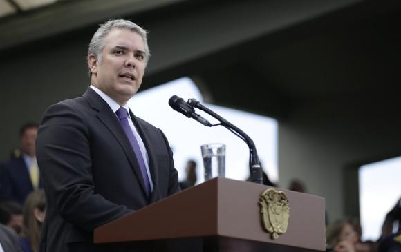 """Colombia pidió a EE.UU. declarar a Venezuela como """"promotor del terrorismo"""" - julio 27, 2021 10:25 am - NOTIGUARO - Internacionales"""