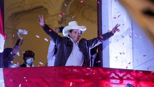 Perú: Autoridades electorales declaran a Pedro Castillo como nuevo presidente - julio 20, 2021 10:45 am - NOTIGUARO - Internacionales