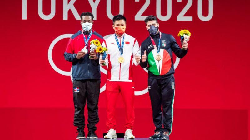 Venezuela suma otra medalla en los JJ.OO. con Keydomar Vallenilla - julio 31, 2021 2:04 pm - NOTIGUARO - Deporte