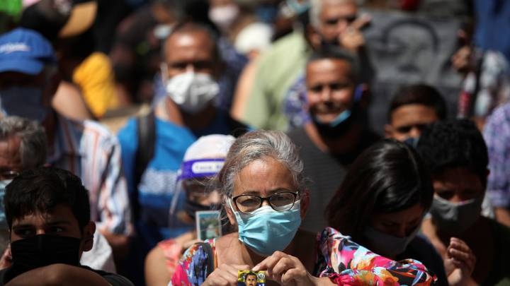 Venezuela reportó 1.019 casos y 18 muertes por covid-19, total se eleva a 295.746 - julio 22, 2021 9:00 am - NOTIGUARO - Nacionales