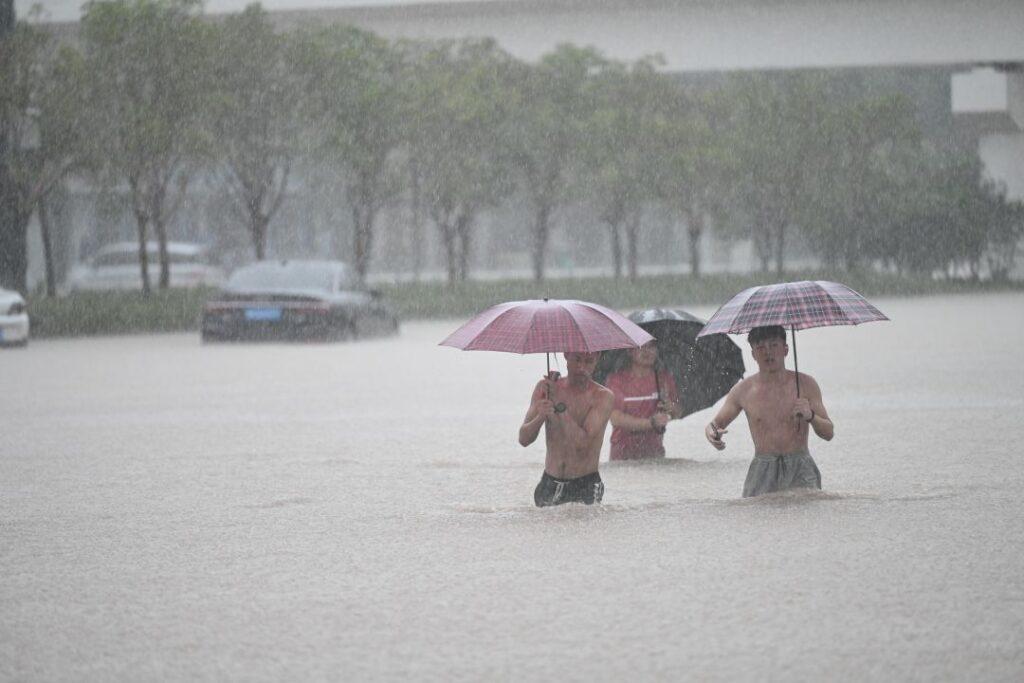 En China: Ascienden a 51 los fallecidos por fuertes inundaciones - julio 24, 2021 10:20 am - NOTIGUARO - Internacionales