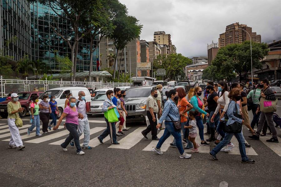 Venezuela superó los 300.000 contagios de COVID-19 y sumó 17 muertes adicionales - julio 27, 2021 9:00 am - NOTIGUARO - Nacionales
