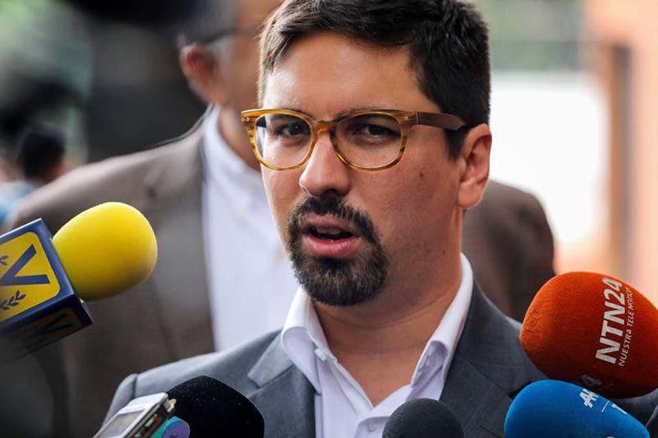 """MP imputará cargos a Freddy Guevara por """"vinculación con grupos paramilitares"""" - julio 13, 2021 9:15 am - NOTIGUARO - Nacionales"""