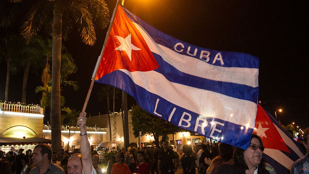 En Cuba: Manifestantes llegaron hasta el Capitolio para exigir libertad - julio 12, 2021 9:10 am - NOTIGUARO - Internacionales
