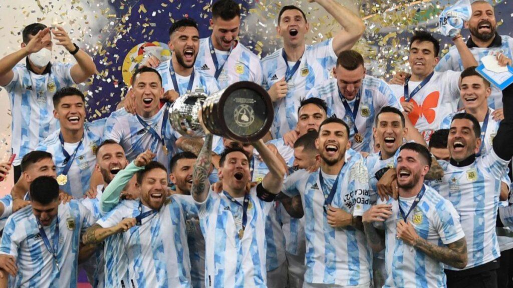 ¡Gran Victoria! Argentina se lleva la Copa América 2021 - julio 12, 2021 10:45 am - NOTIGUARO - Deporte