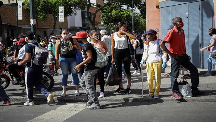 Venezuela registró 1.063 nuevos contagios y 15 fallecidos, cifra total se eleva a 292.779 - julio 19, 2021 8:45 am - NOTIGUARO - Nacionales