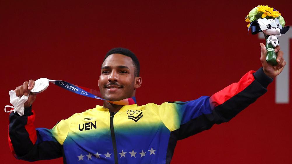 Julio Rubén Mayora consigue la primera medalla para Venezuela en los Juegos Olímpicos - julio 28, 2021 12:47 pm - NOTIGUARO - Deporte