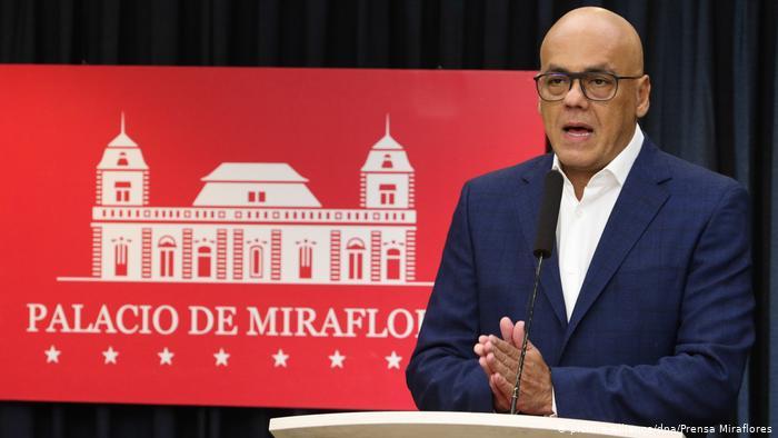 """""""No aceptaremos cuentos políticos"""": Jorge Rodríguez presenta condiciones para dialogar con la oposición - julio 21, 2021 9:20 am - NOTIGUARO - Nacionales"""