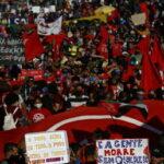 En Brasil: Miles de ciudadanos salieron a las calles para exigir destitución de Bolsonaro
