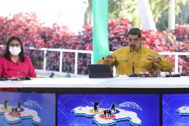 """Maduro anuncia que se mantiene el esquema 7+7 con """"mayor flexibilización"""" - julio 26, 2021 9:45 am - NOTIGUARO - Nacionales"""
