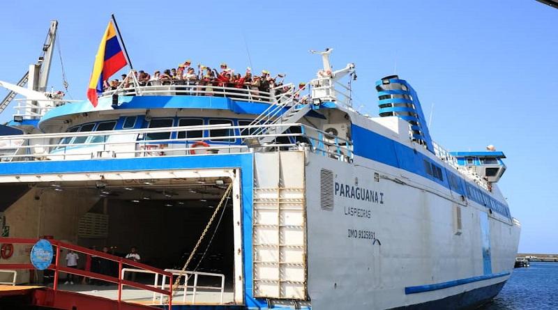 Más de 700 venezolanos fueron repatriados desde Trinidad y Tobago - julio 18, 2021 4:22 pm - NOTIGUARO - Notiguaro