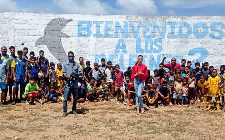 """Del barrio a la gran pantalla: Movimiento """"Soy Cultura"""" lleva el cine a las comunidades - julio 15, 2021 1:12 pm - NOTIGUARO - Notiguaro"""