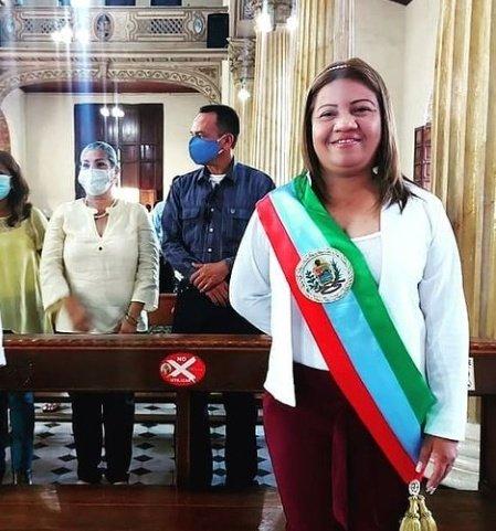 En Anzoátegui: Renunció alcaldesa chavista por presión del PSUV - julio 31, 2021 9:30 am - NOTIGUARO - Nacionales