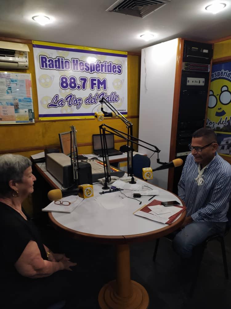 "Programa ""Lo Nuestro"" celebró su primer aniversario en la emisora Hespérides 88.7 FM - julio 29, 2021 12:18 pm - NOTIGUARO - Entretenimiento"